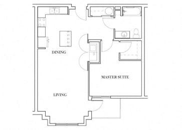 Auburn Floorplan at Discovery Heights, Washington, 98029