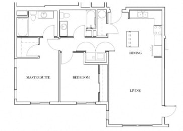Monroe Floorplan at Discovery Heights, Issaquah, WA, 98029