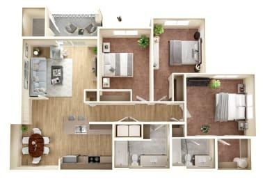 Floor Plan Fenwick