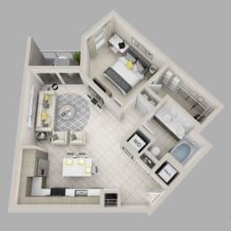 Floor Plan Celestial - A2