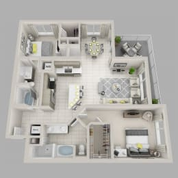 Floor Plan Mystic - B3