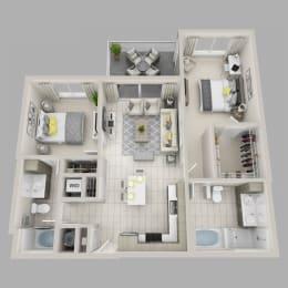 Floor Plan Nirvana - B4