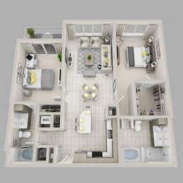 Floor Plan Serendipity - B5