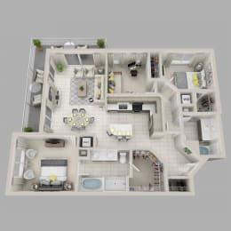Floor Plan Utopia - C1