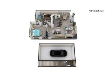 Floor Plan Cabernet, opens a dialog