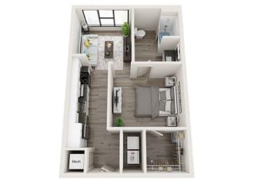 Floor Plan S3-A