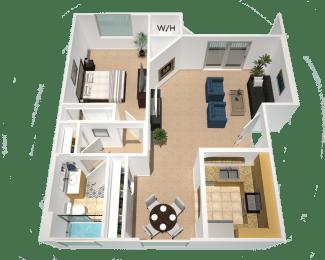 Floor Plan Monterey, opens a dialog