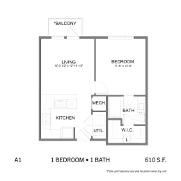 Floor Plan SS.A1, opens a dialog