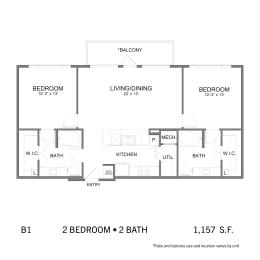 Floor Plan SS.B1, opens a dialog
