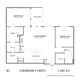 Floor Plan SS.B3, opens a dialog