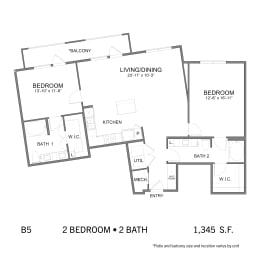 Floor Plan SS.B5, opens a dialog