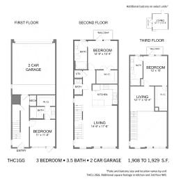 Floor Plan SS.THC1GG, opens a dialog