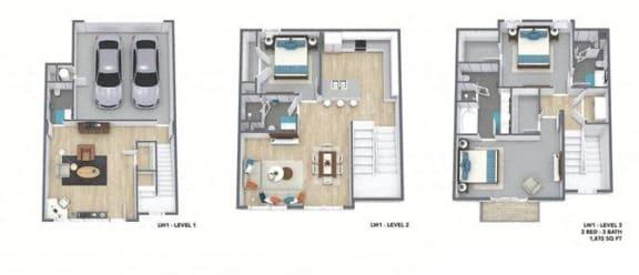 Floor Plan LW1
