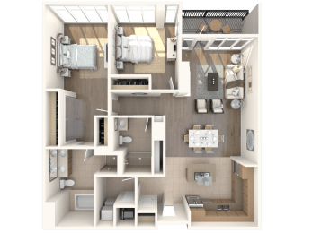 Monterey Floorplan