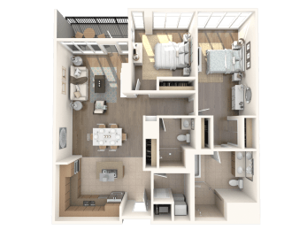 Santa Clara Floorplan