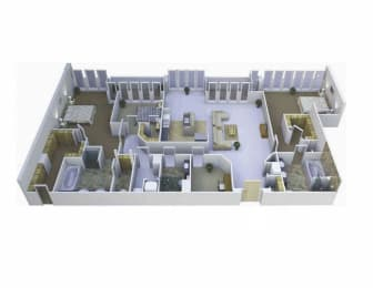 Soho Floorplan