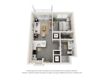 Floor Plan 1C.3