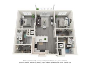 Floor Plan 2A.2