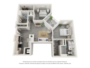 Floor Plan 2C.1