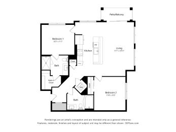 Floor Plan 2F.1