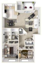 Floor Plan COLUMBIA
