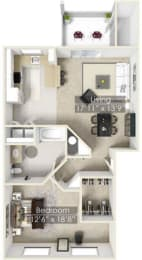 Floor Plan TIVOLI
