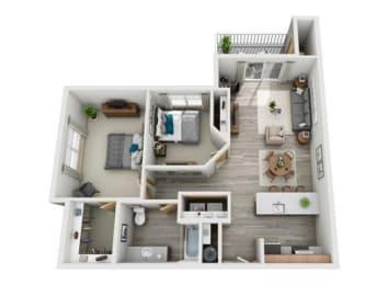 Floor Plan Cedar II
