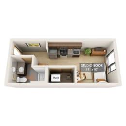 Floor Plan Station - MFTE