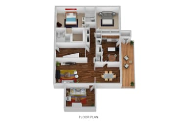 1 2 3 Bedroom Apartments In Cincinnati Indian Creek