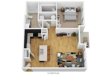 Floor Plan The Monroe