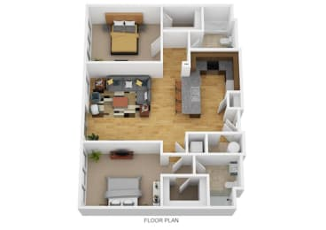 Floor Plan The York