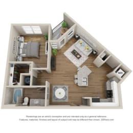 Floor Plan A3-ASHURST