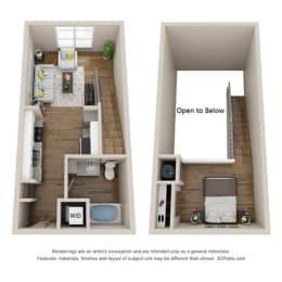 Floor Plan L1-HURSLEY