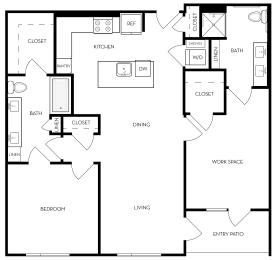 Livework2 Floor Plan