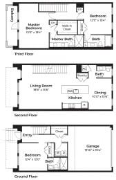 Floor Plan TH2