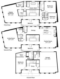 Floor Plan TH4