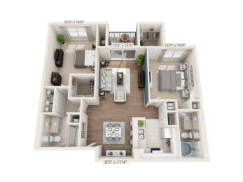 Floor Plan Chelsea