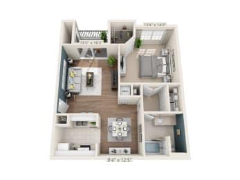 Floor Plan Regent