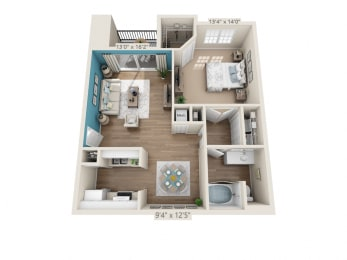 Floor Plan Ansley