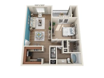 Floor Plan Kendall
