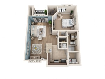 Floor Plan Anchor