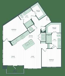 Floor Plan Cedar