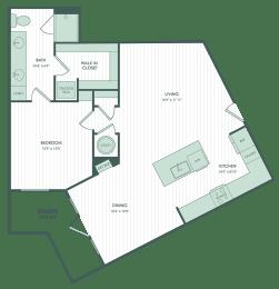 Floor Plan Holly