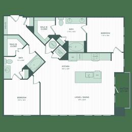 Floor Plan Loblolly