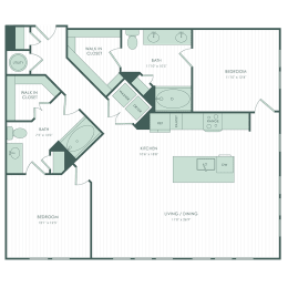 Floor Plan Redbud