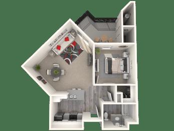 Floor Plan Riesling