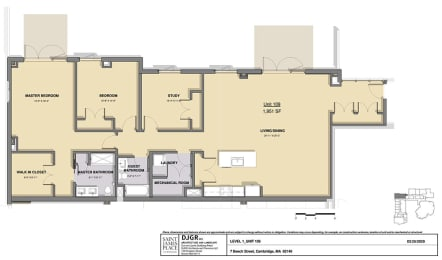 Floor Plan 2 Bedroom 2 Bathroom Plus