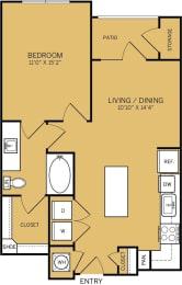 Floor Plan A2-2