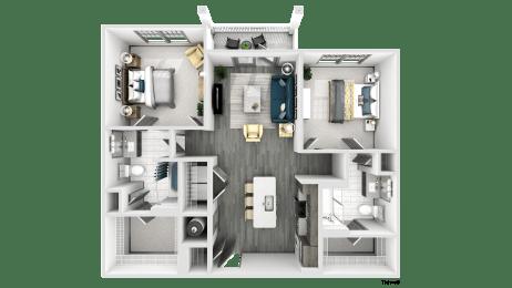 Floor Plan Tidwell