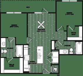 Floor Plan RB1- Main Street Location